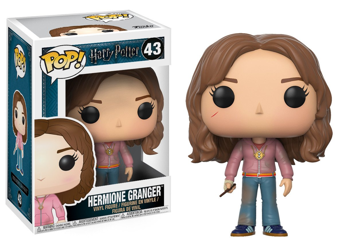 Funko Pop Harry Potter 43 Hermione Granger Amp Time Turner