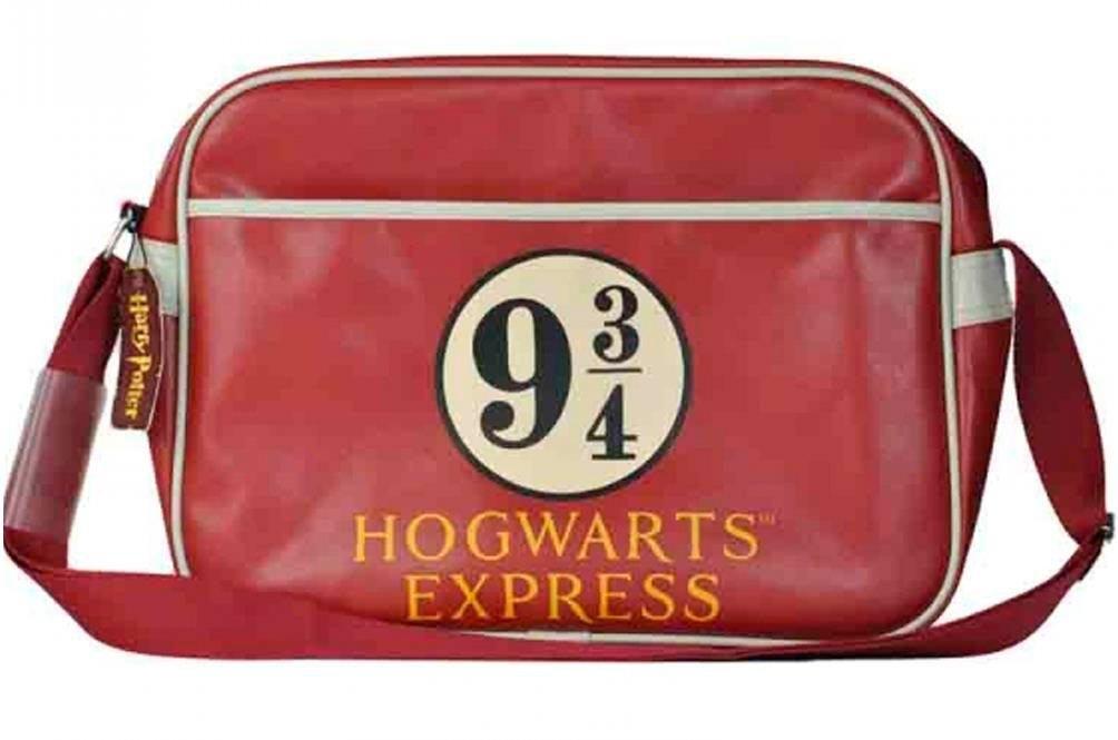 HARRY POTTER HOGWARTS EXPRESS 9 3//4 SHOULDER MESSENGER SPORT SCHOOL BAG BNWT
