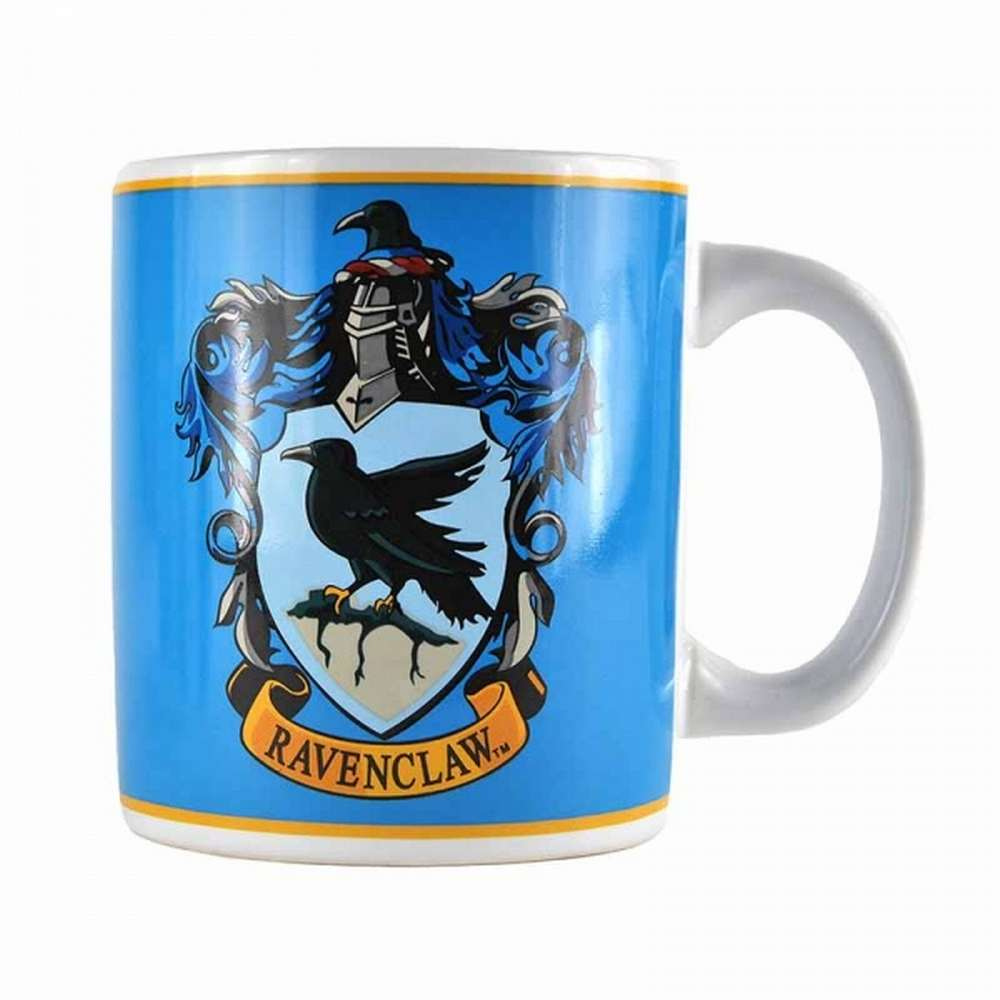 OFFICIAL HARRY POTTER RAVENCLAW CREST OFFICIAL MUG COFFEE CUP NEW GIFT BOX