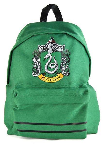 Official Harry Potter Slytherin Crest Backpack New