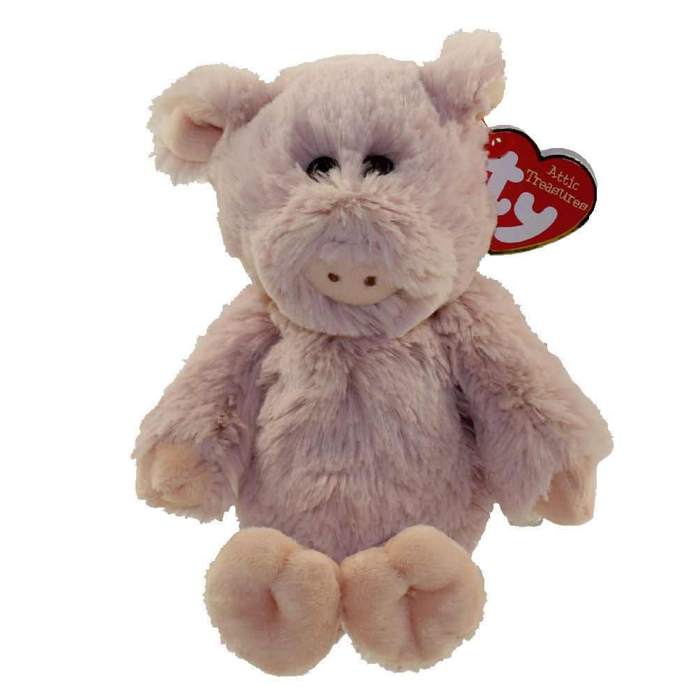 official ty attic treasures beanie plush soft toy   tags ebay