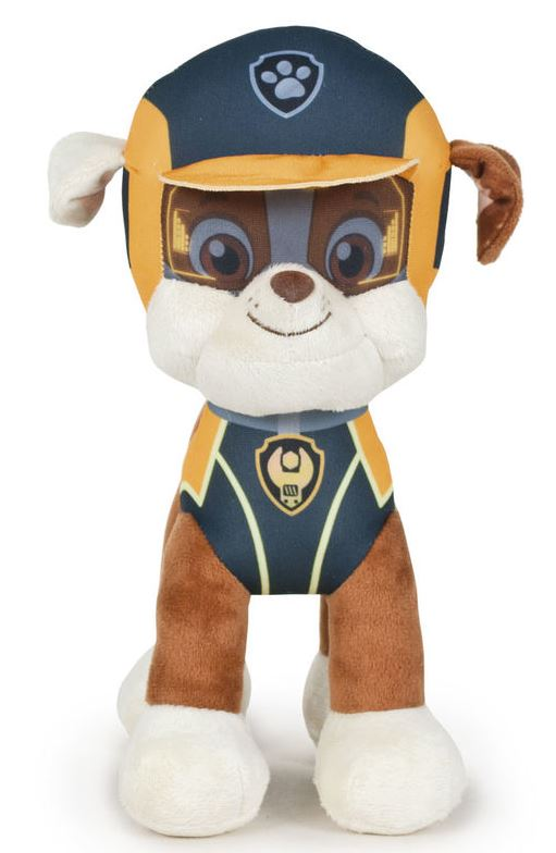 """OFFICIAL PAW PATROL LARGE 12/"""" PLUSH SOFT TOY CHASE ROCKY MARSHALL SKYE RUBBLE"""