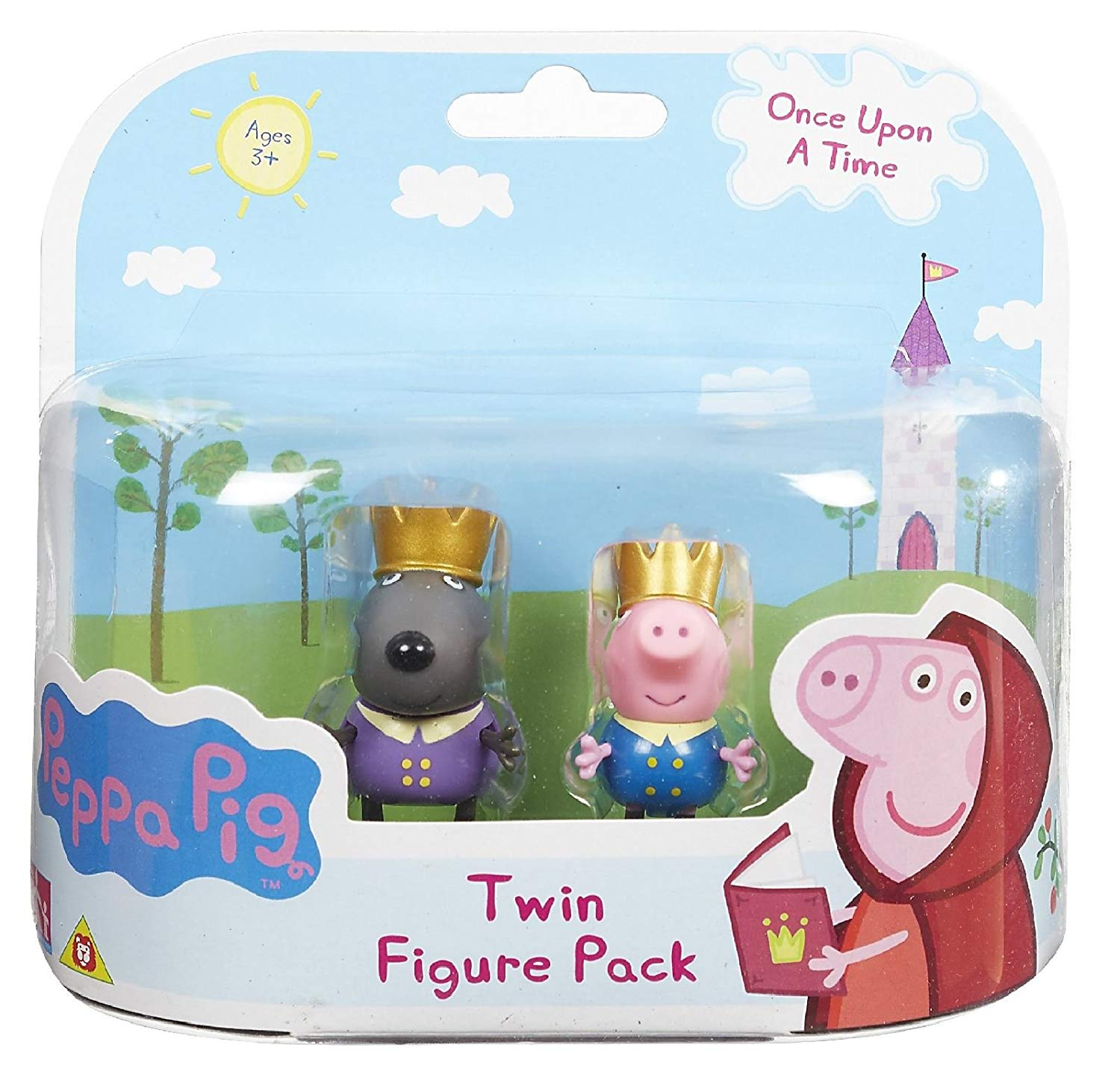 Official Peppa Pig Once Upon A Time Prince George And