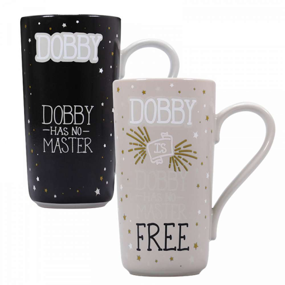 Harry Potter Kids Dobby Free The House-Elves Mug New Gift Film Collectable