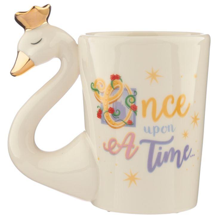 Swan image mug new /& boxed