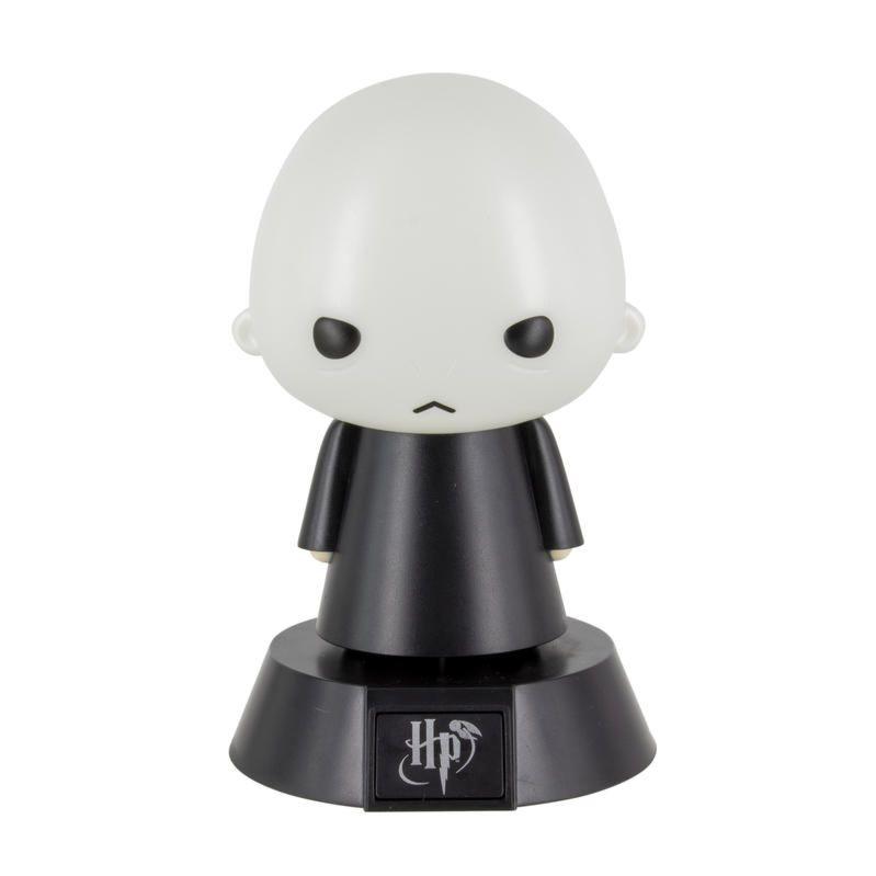 Bien Officiel Harry Potter Voldemort Icône Ambiance Del Lumière Nuit Lampe De Bureau New In Box-afficher Le Titre D'origine Prix De Rue